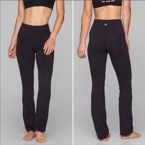 Athleta Straight Up Pants in Black